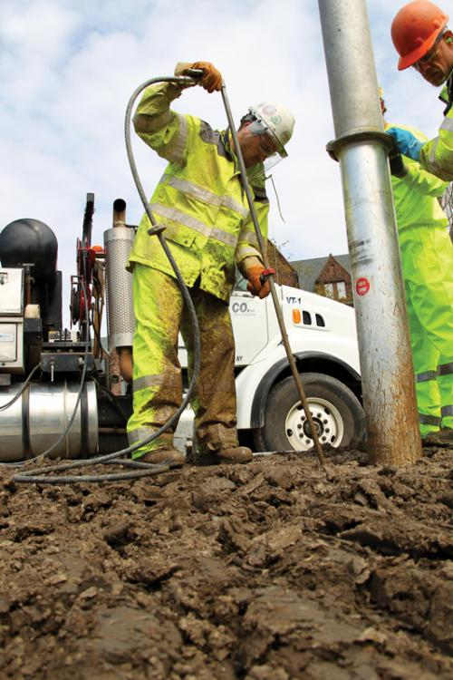 Industrial & Sewer Services
